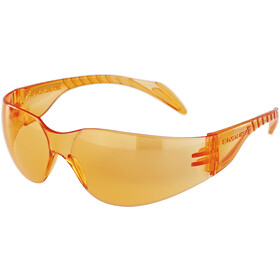 Endura Rainbow Fahrradbrille Damen orange